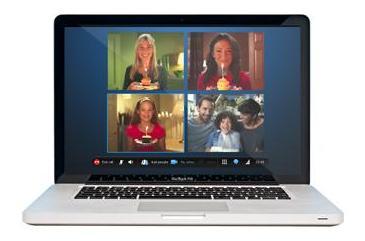 как в скайп сделать видеозвонок